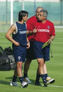 Yakin et coach Vahid