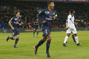 Thiago Silva, un doublé inédit au Parc pour un défenseur