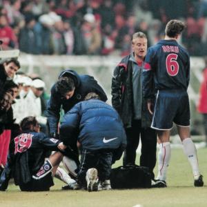 le drame de Laurent Leroy contre Monaco