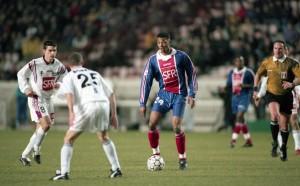 Edouard Cissé, titulaire face aux Messins