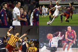 PSG-Barca, le classique omnisports
