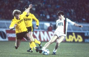 Luis Fernandez contre Waterschei