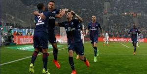la joie des Parisiens à Marseille