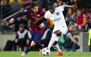 Barcelone, un classique pour le PSG ces dernières années