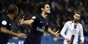 Cavani 2016-2017 encore plus efficace...