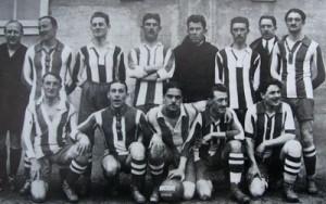 le Red Star en 1921