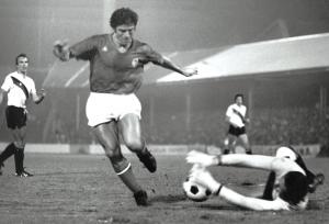 Premier match entre le PSG et Nice en 1971 avec Guignedoux