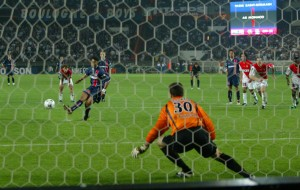 penalty ronaldinho monaco