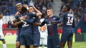 le bon bilan des Parisiens au Parc contre Montpellier