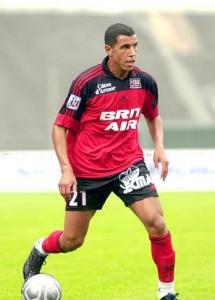 Hakim Saci, le dernier but de Guingamp au Parc en L1