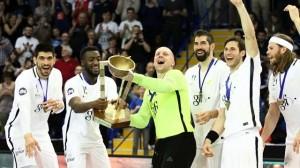 la Coupe de la Ligue 2017 pour le PSG handball
