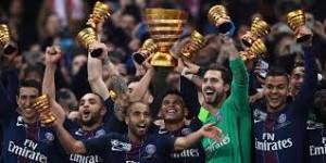 Thiago Silva et la Coupe de la Ligue 2017