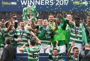 le triplé en Ecosse pour le Celtic 2016-2017