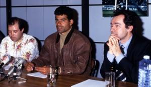 la signature de Rai, six mois avant son arrivée au club