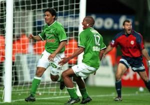 Alex Aloisio, duo des Verts... et du PSG