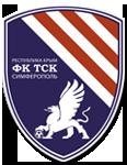 Même couleur, même logo... le TCK Simferopol, club du championnat de Crimée
