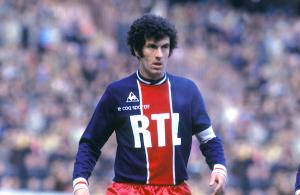 Mustapha Dahleb, 9 buts en 1976-1977 lors de sa plus belle saison à Paris