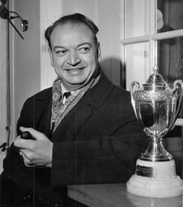 Lucien Laurant, président de Sedan