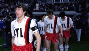 Capitaine Fernandez en 1986