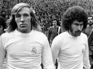 Netzer-Breitner, le duo allemand du Real Madrid