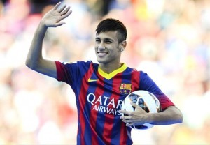 Neymar, la dernière star brésilienne du Barca