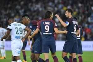 14 buts pour le PSG en 4 journées seul Lyon a fait aussi bien depuis plus de 45 ans
