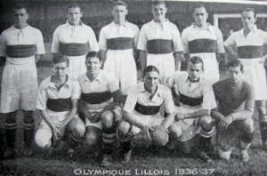 le record pour Lille... en 1936-1937