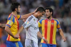 le Real de Ronaldo en échec face à Valence