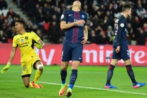 le dernier match sans but pour le PSG : contre Toulouse la saison dernière