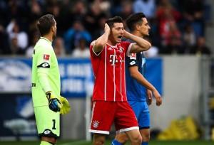 le Bayern, vaincu par Hoffenheim
