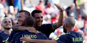 4 matches - seulement - et 4 victoires pour l'Inter Milan
