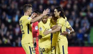 5 victoires en L1 pour le PSG 2017-018, série en cours...