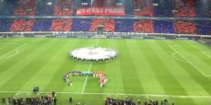100eme européenne au Parc pour le PSG