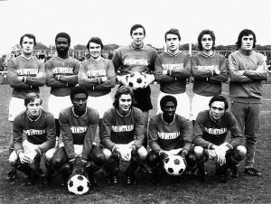 29 octobre 1972 : premier sponsor maillot pour le PSG