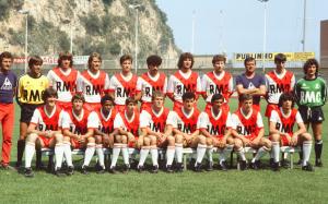 l'AS Monaco, champion de France en 1982
