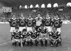 18 victoires - et un nul pour finir - pour Bordeaux en 1984-1985