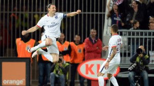 le but du record pour Ibrahimovic à Bordeaux le 11 mai 2016