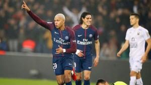 13 victoires consécutives au Parc des Princes pour le PSG 2017-2018