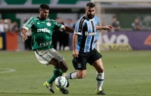 Palmeiras et Gremio, les deux clubs les plus efficaces au Brésil