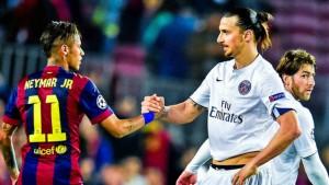 Neymar-zlatan