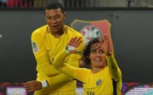 49 buts pour Cavani en 2017 : déjà un record au PSG