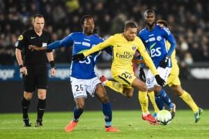 Strasbourg-PSG, acte 1 en Coupe de la Ligue