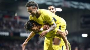 Cavani-Neymar, duo magique à Paris