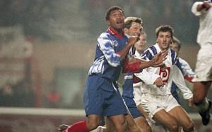Kombouaré face à Anderlecht