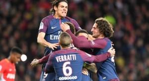 172 buts pour le PSG : record mondial en 2017