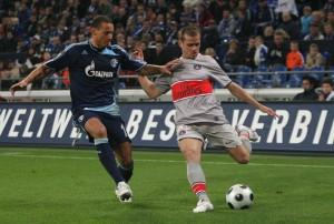 Rothen face à Schalke 04