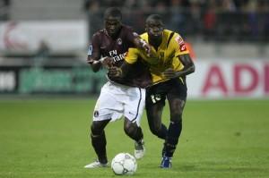 Deux victoires à domicile pour Sochaux face à Paris  en 2006-2007