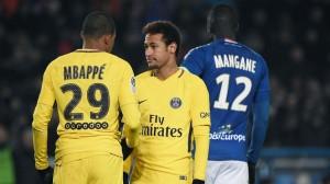 première défaite pour le PSG pour le premier match de décembre...