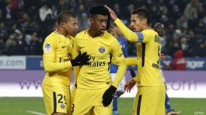Fin de série pour le PSG à Strasbourg