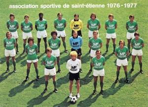 la légende des Verts...